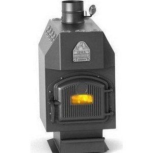 Отопительная печь Термофор СТУДЕНТ (уголь) с чугунной дверцей