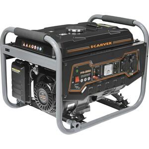 Генератор бензиновый Carver PPG-2500A комплект транспортировочный carver для генераторов ppg 3600 8000е 01 020 00014