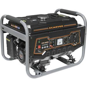 Генератор бензиновый Carver PPG-3600A комплект транспортировочный carver для генераторов ppg 3600 8000е 01 020 00014