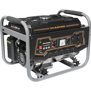 Генератор бензиновый Carver PPG-3900A комплект транспортировочный carver для генераторов ppg 3600 8000е 01 020 00014
