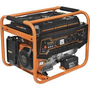 Генератор бензиновый Carver PPG-6500E комплект транспортировочный carver для генераторов ppg 3600 8000е 01 020 00014