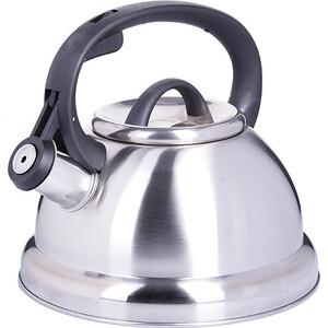 Чайник 2.5 л со свистком Mayer and Boch (MB-25747) mayer boch тортовница вращающаяся 38см капля