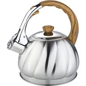 Чайник 2.0 л со свистком Bekker Premium (BK-S603) riess чайник со свистком pastell 2 л 0543 015 rosa riess