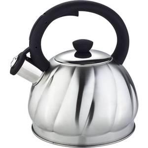 Чайник 2.0 л со свистком Bekker Premium (BK-S606)