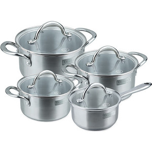 Набор посуды 8 предметов Rondell Destiny (RDS-744) набор посуды из 8 предметов rondell balance rds 756