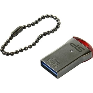 Флеш-диск Silicon Power 32GB USB 3.0 Jewel J01 Red (SP032GBUF3J01V1R)