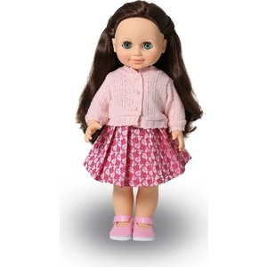 Кукла Весна Анна 18 (озвученная) (В2952/о) весна весна кукла интерактивная анна 25 озвученная 42 см