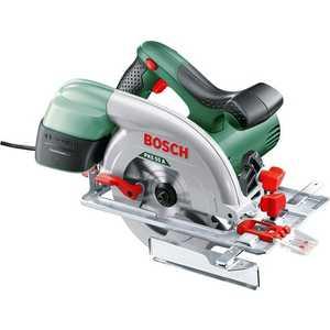 Пила дисковая Bosch PKS 55 A аккумуляторная дисковая пила bosch pks 18 li 2 5ah x1 06033b1302