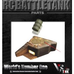 Pilotage ИК мишень для танков оснащенных инфракрасной пушкой, 1:24 (RC14741)