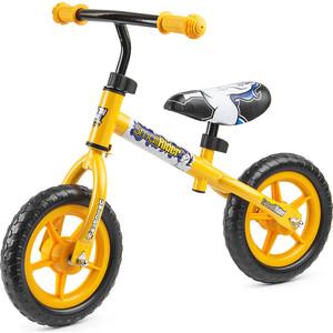 цена на Small Rider Беговел для маленьких волшебников Fantasy, желтый (1224961/цв 1224972)
