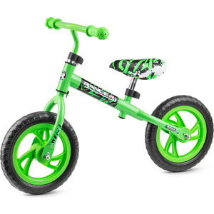 Small Rider Детский ковбойский беговел Ranger, зеленый (1224959/цв 1224971) small rider беговел для маленьких волшебников fantasy оранжевый 1224961 цв 1224984