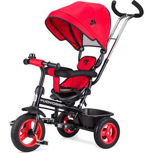 Small Rider Детский трехколесный велосипед Voyager, красный (1224957/цв 1224965)