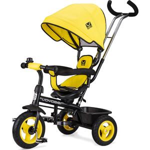 Small Rider Детский трехколесный велосипед Voyager, желтый (1224957/цв 1269025)