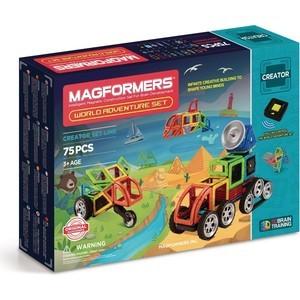 Магнитный конструктор Magformers Adventure World set (703013)