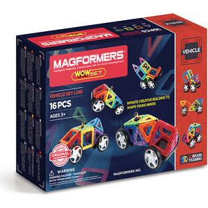 Магнитный конструктор Magformers Wow set (707004 (63094))