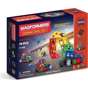 Магнитный конструктор Magformers Dinamic Wheel Set (707005 (63116)) magformers magformers magformers r c custom set 63091