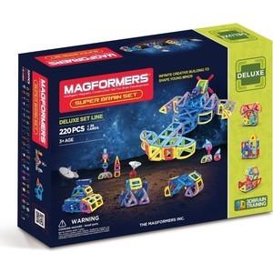 Магнитный конструктор Magformers Super Brain Up set (710004 (63088))