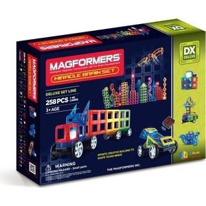 Магнитный конструктор Magformers Miracle Brain set (710005 (63093)) magformers magformers magformers r c custom set 63091