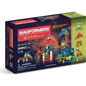 Магнитный конструктор Magformers S.T.E.A.M. Basic (710008 (60507))