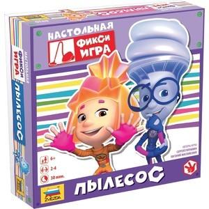 Настольная игра Zvezda Фиксики. Пылесос (8930)