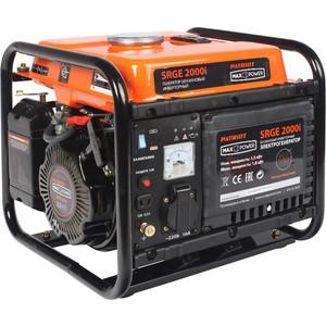 Генератор бензиновый инверторный PATRIOT MaxPower SRGE 2000i генератор бензиновый patriot gp 6510