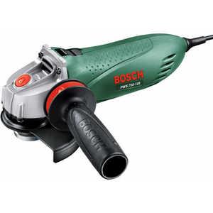 Угловая шлифмашина Bosch PWS 750-125 (0.603.3A2.422) bosch pws 750 125 06033a2422
