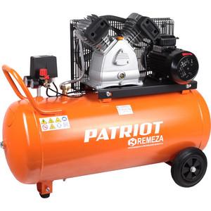 Компрессор масляный PATRIOT REMEZA СБ 4/С-100 LB 30 компрессор ременной remeza сб 4 с 100 lb 30 ав вертик
