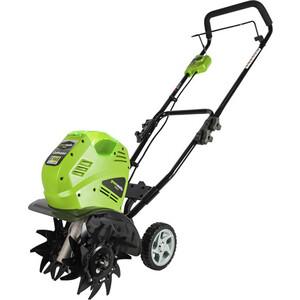 Культиватор GreenWorks G40TL