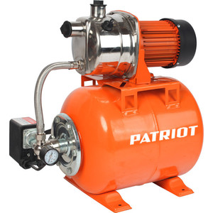 Насосная станция PATRIOT PW 850-24 INOX midland gxt 850