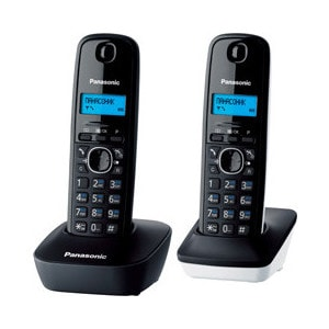 Радиотелефон Panasonic KX-TG1612RU1 телефон беспроводной dect panasonic kx tg6811rub grey metallic black