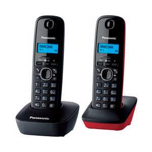 Радиотелефон Panasonic KX-TG1612RU3 радиотелефон dect panasonic kx tg6722rub черный