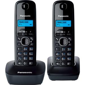 Фотография товара радиотелефон Panasonic KX-TG1612RUH (63922)
