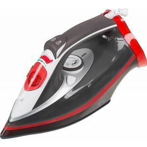 Утюг Sinbo SSI 2892R черный/красный триммер sinbo str 4920 чёрный красный
