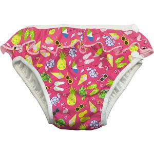 ImseVimse Трусики для купания, pink beach life frill (3180543) imsevimse трусики для купания xl 11 14 кг