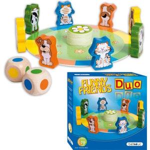 Beleduc Развивающая игра ''Веселые друзья Дуо'' (22324)
