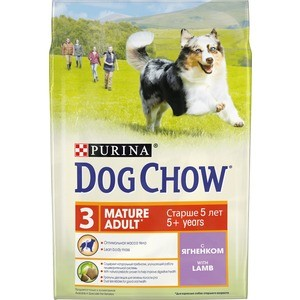 Сухой корм DOG CHOW Adult Mature 5+ with Lamb с ягненком для собак в возрасте 5-9 лет 2,5кг (12308781) clevo p150hmbat 8 battery for p150em 6 87 x510s 4d72 6 87 x510s 4d73 x510s eon17 s clevo laptop batteries