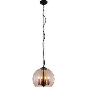 Подвесная люстра Crystal Lux Krus SP4 Boll подвесной светильник crystal lux krus sp4 bell