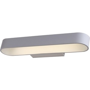 Настенный светодиодный светильник Crystal Lux CLT 511W425 WH настенное бра crystal lux clt 011 clt 010w200 wh