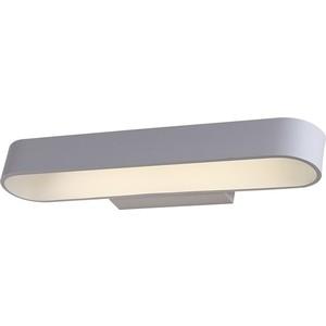 Настенный светодиодный светильник Crystal Lux CLT 511W425 WH crystal lux бра crystal lux clt 511w425 gr