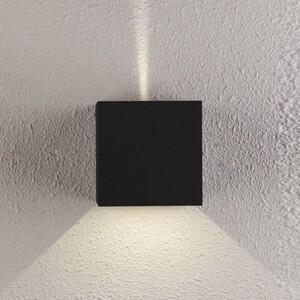 Настенный светодиодный светильник Crystal Lux CLT 520W BL crystal lux бра crystal lux clt 511w425 gr