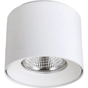 Потолочный светодиодный светильник Crystal Lux CLT 522C138 WH люстра crystal lux fontain sp8