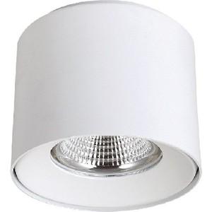 Потолочный светодиодный светильник Crystal Lux CLT 522C117 WH crystal lux бра crystal lux clt 511w425 gr