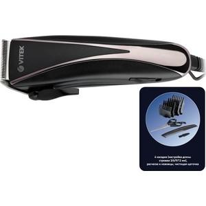 Машинка для стрижки волос Vitek VT-2511(BK) vitek vt 6602 bk радиочасы
