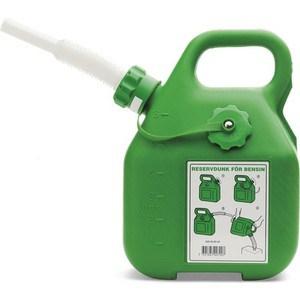 Канистра для топлива Husqvarna 6л (5056980-40) канистра для топлива dollex с носиком 10 л