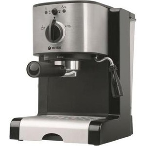 Кофеварка Vitek VT-1513(BK) цена и фото