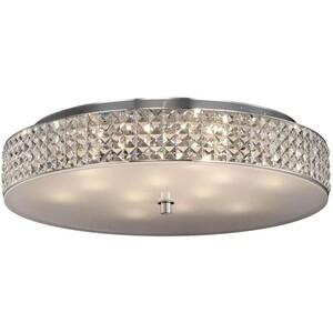 Потолочный светильник Ideal Lux Roma PL12 люстра lamplandia 5531 480 roma 6х40вт g9 18 1вт led метал