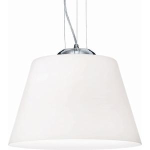 Подвесной светильник Ideal Lux Cylinder SP1 D40 Bianco