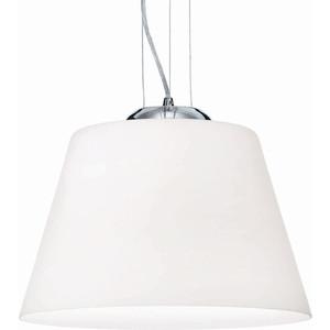 Подвесной светильник Ideal Lux Cylinder SP1 D30 Bianco
