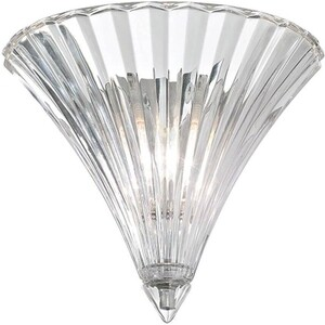Настенный светильник Ideal Lux Santa AP1 Small Trasparente бра ideal lux anna ap1 small 101552