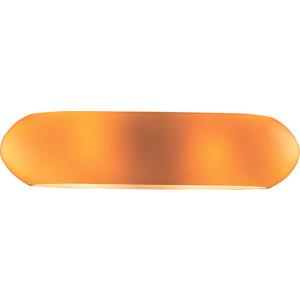 Настенный светильник Ideal Lux Moris AP2 Ambra ideal lux настенный светильник ideal lux moris ap2 bianco